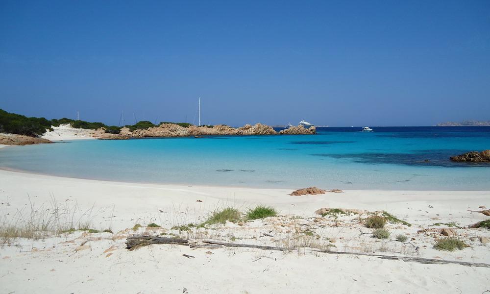 Maddalena Archipel Sardinie